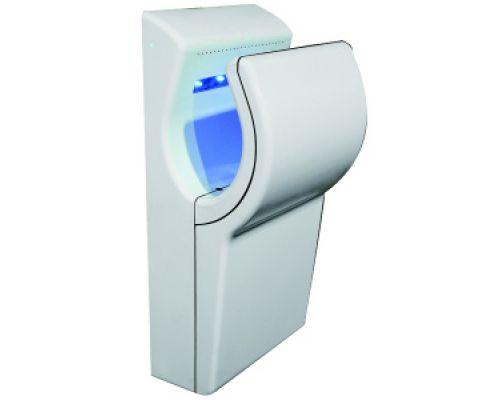 Электросушилка для рук экспресс пластик, белая, ZG SL-8333
