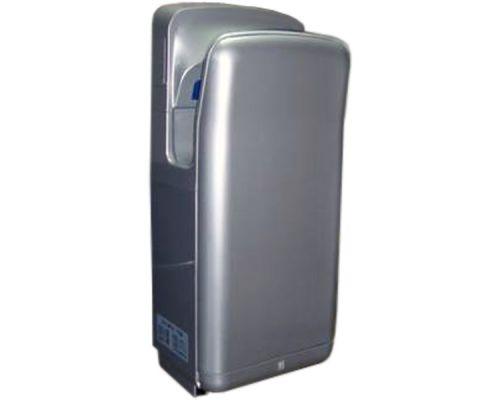 Электросушилка для рук экспресс пластик, сатин, ZG-828sat
