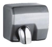 Электросушилка для рук нерж, сатин, ZG 912-G