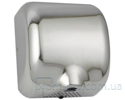 Электросушилка для рук высокоскоростная нерж, хром, ZG 228A