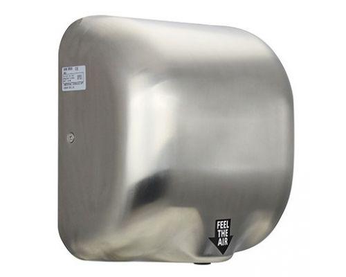 Электросушилка для рук высокоскоростная нерж, сатин, ZG 228Asat