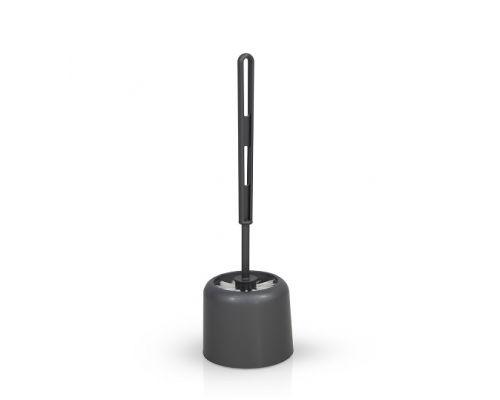 Щетка для унитаза мини Ерш пластик, AGD 0145