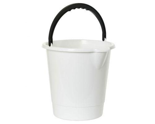Ведро круглое с ручкой и носиком пластик (5л), TEA 11058