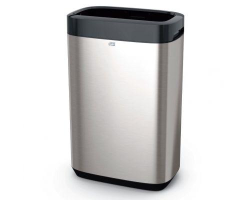 Ведро мусорное Image Design B1, нерж хром (50л), Tork 460011