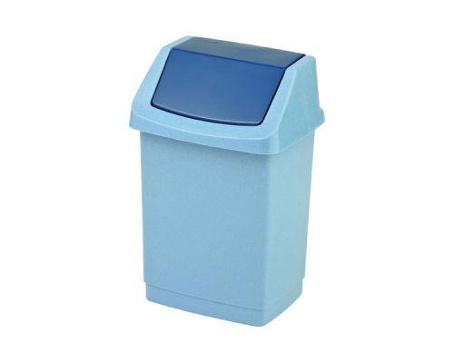 Ведро мусорное с плавающ.крышкой CLICK-IT пластик (15л), CUR 4043
