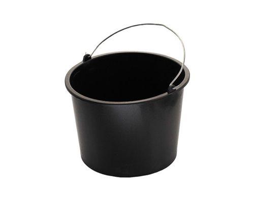 Ведро строительное круглое с метал.ручкой, пластик (20л), MTM 9214