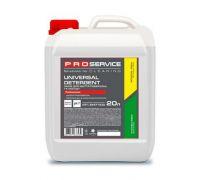 Средство моющее универсал для всех поверхностей и посуды, концентрат Universal Detergent (20л), PRO