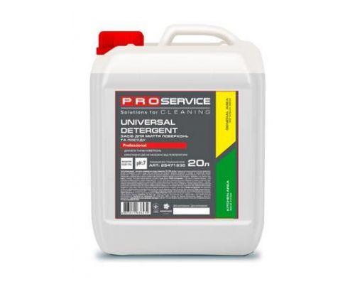 Средство моющее универсал для всех поверхностей и посуды концентрат Universal Detergent 20л PRO