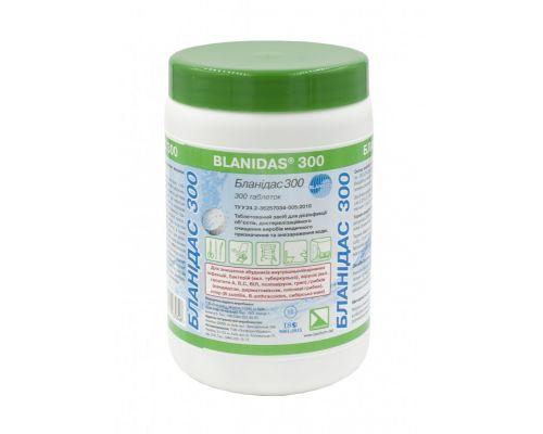 Средство дезинфицирующее Бланидас 300 в таблетках (300шт)