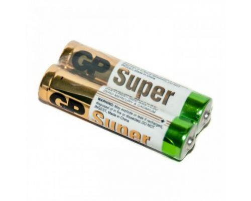 Батарейка мини пальчиковая GP SUPER ALKALINE 24A-S2 щелочная LR03 ААА